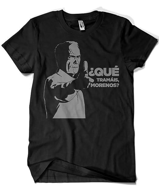 30a35fc3da3 1302-Camiseta Clint Eastwood - Gran Torino (MosGraphix)