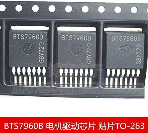 NEW 10PCS BTS7960B TO-263