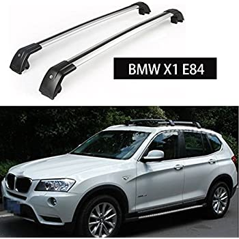 Amazon.com: Roof Rack Fit Fit For BMW X1 E84 2010-2015 Crossbars Luggage Racks Carrier Baggage ...