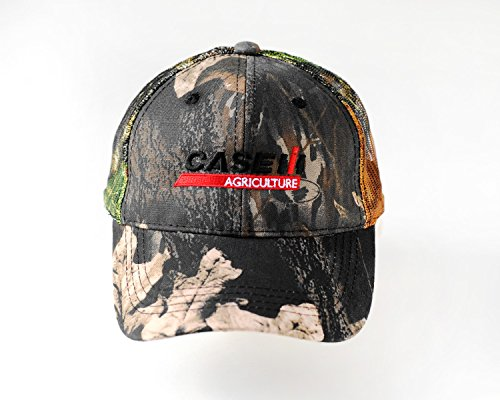 Case IH Camouflage Camo Hat with mesh Back