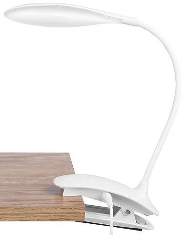 Desk Lamps 1 X Clip Holder Usb Led Desk Lamp Dimmable Flexible Table Lamp Children Study Reading Book Light For Home Bedroom Living Room Lamps & Shades