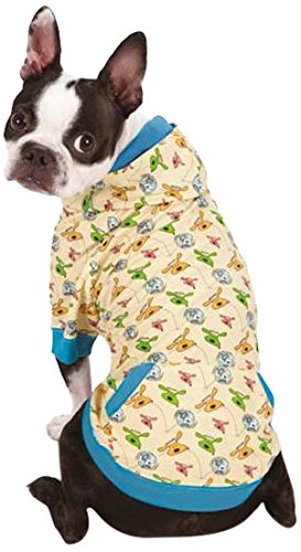 Dog Is Good, Bounce Pullover L, Blue Multi Review