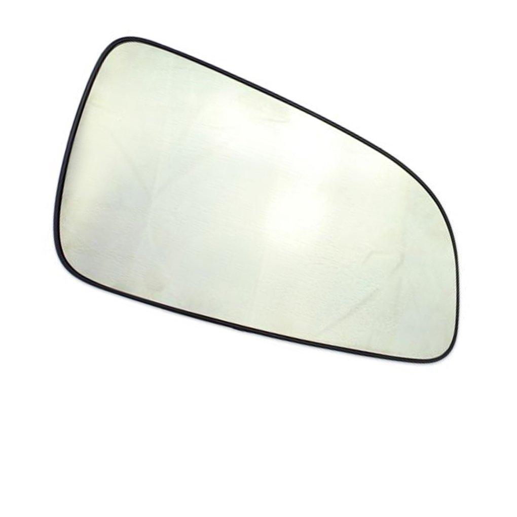 Hotaluyt Lato Destro passeggero Esterna riscaldata Vista Posteriore specchietto retrovisore Specchio di Vetro per Opel Astra 2004-2008 13141984 6428785