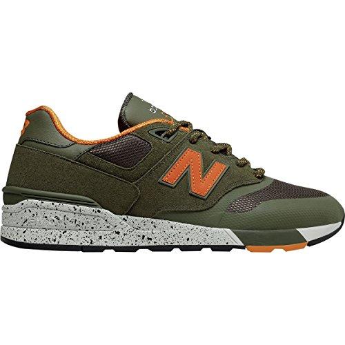 New Balance 597, Scarpe Running Uomo Verde