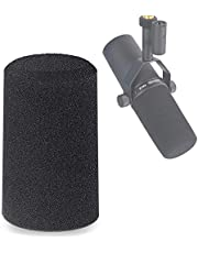 SM7B Windscreen - Mic Pop Filter Foam Cover Compatible with Shure SM7B Microphone to Blocks Out Plosives by YOUSHARES