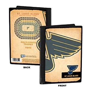 NHL St Louis Blues Mini Photo Album