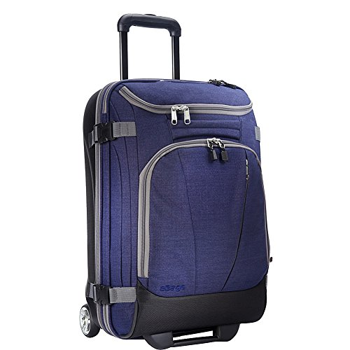 eBags TLS Mother Lode Mini 21'' Wheeled Duffel (Brushed Indigo) by eBags