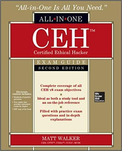 CEH Certified Ethical Hacker All-in-One Exam Guide (2nd Edition) (All-in-One)