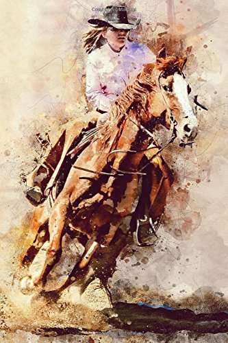 Read Online Horse Journal: (Horse Journal) (Journal For Girls) (Rodeo Notebook) Lined Journal, 150 Pages, 6x9 Inches, Matte Finish PDF