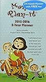 Mom's Plan-it 2015-2016 2 Year Planner