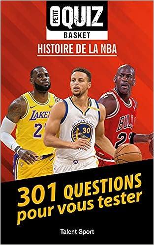 e365fff2bfad8 Amazon.fr - Petit Quiz Basket: Histoire de la NBA - Julien Müller, Elvis  Roquand - Livres