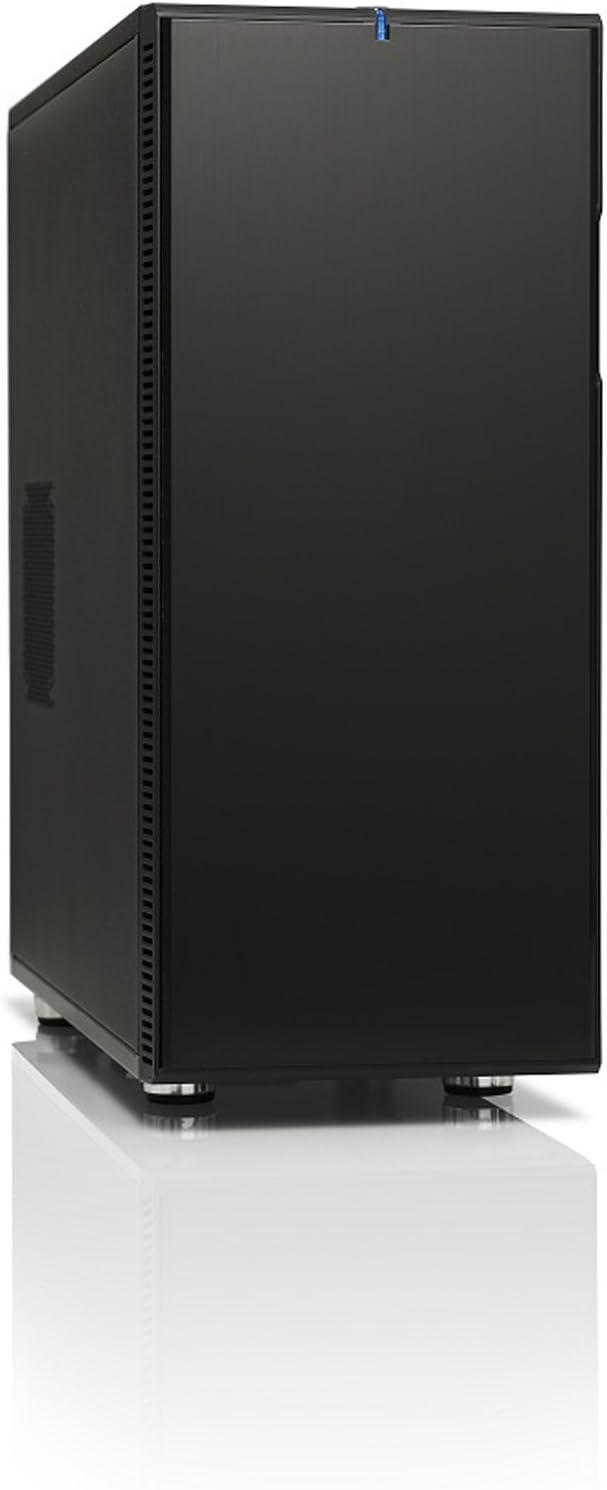Fractal Design Define XL Negro - Caja de Ordenador (PC, Negro, ATX,EATX,Micro ATX,Mini-ITX, 1x 140 mm, 120,140 mm, 120,140 mm): Amazon.es: Informática