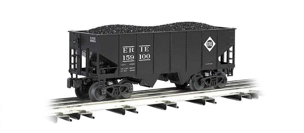 驚きの値段で Williams by Bachmann 55-ton 2-bay B00CM9AV4C USRA外側Bracedホッパーwith 2-bay Removable Coal Load – Erie – O Scale B00CM9AV4C, メンズファッションのCASUALINASE:6a5e9974 --- a0267596.xsph.ru