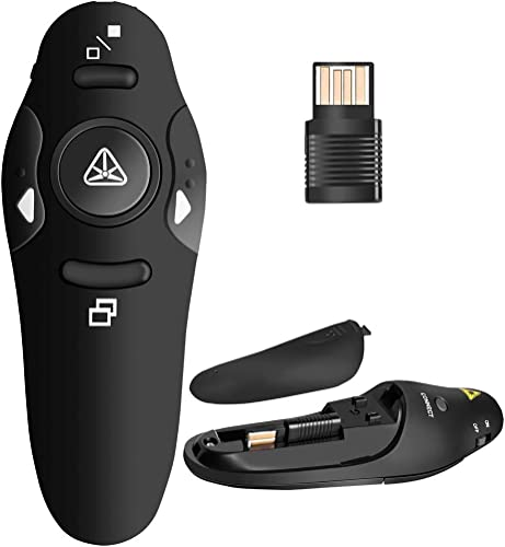 BEBONCOOL RF 2.4GHz Wireless Presenter
