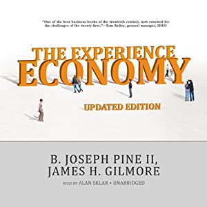 The Experience Economy, Updated Edition Audiobook
