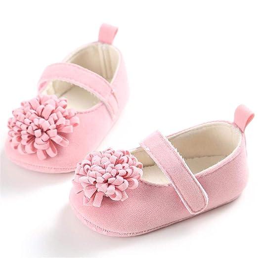 CARTEY - Zapatillas de bebé para niños y niñas, Suela Suave ...