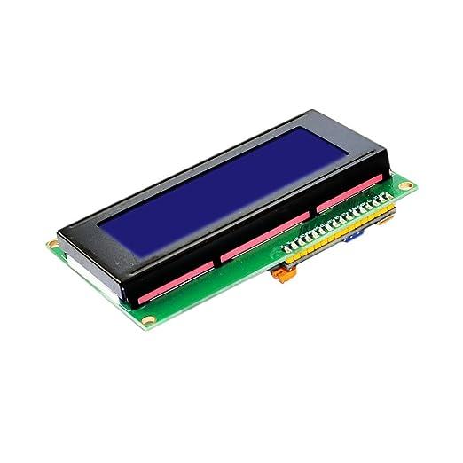 5 opinioni per 2004LCD keyestudio I2C LCD 200420x 4LCD DISPLAY MODULO PER Arduino Bianco