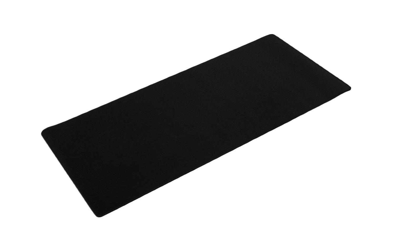 Silmo Confort Ergonomique Tapis de Souris avec Repose Poignet Noir