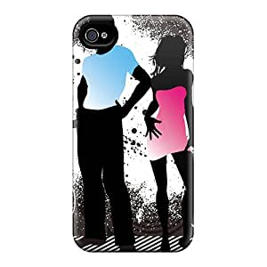High Quality Shock Absorbing Cases For Iphone 6plus-crazy Pair Hd