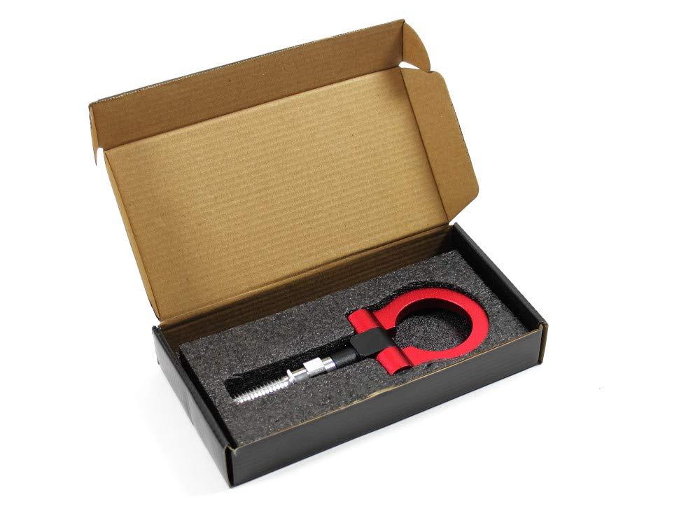X-Parts 1099249 Abschlepphaken FALTBAR f/ür 996 997 987 911 Abschlepp/öse Rennsport