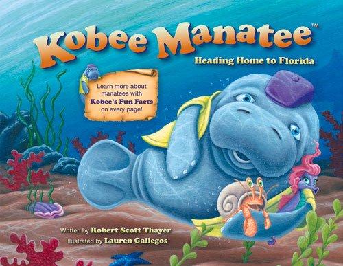 Read Online Kobee Manatee: Heading Home to Florida pdf epub