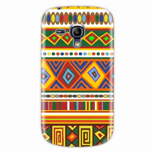 Capa para Galaxy S3 Mini Étnica 07