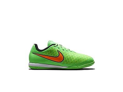9ebbc338c Amazon.com | Nike Jr. Magista Onda IC (2.5Y) Green | Soccer