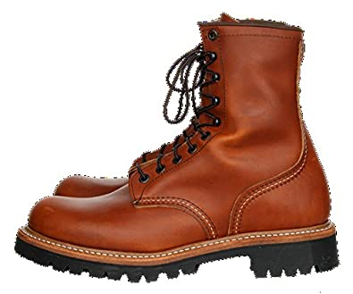 Amazon.com | Men's Red Wing 899 8-inch Boot | Industrial ...