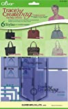 Clover Trace and Create Bag Templates with Nancy Zieman, City Bag Collection