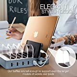 Hercules Tuff Charging Station   use as Phone Dock or Stand   Compatible with iPhone and Ipad   Cables Included