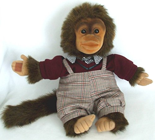 Hosung 1994 Full Bodied Monkey Hand Puppet