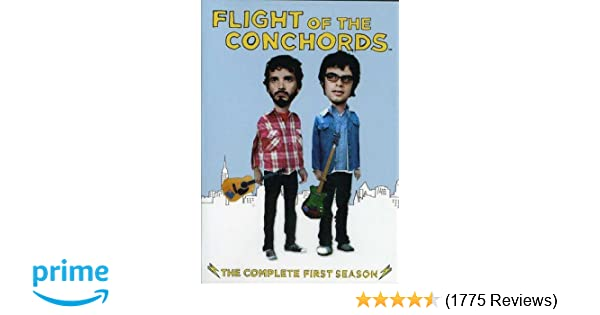 Amazon Flight Of The Conchords Season 1 Jemaine Clement Bret