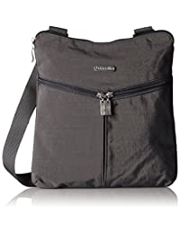 Baggallini Horizon Crossbody Travel Bag, Charcoal, One Size