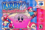 64 kirby - CGC Huge Poster - Kirby 64 The Crystal Shards - Nintendo 64 N64 - N64023 (16
