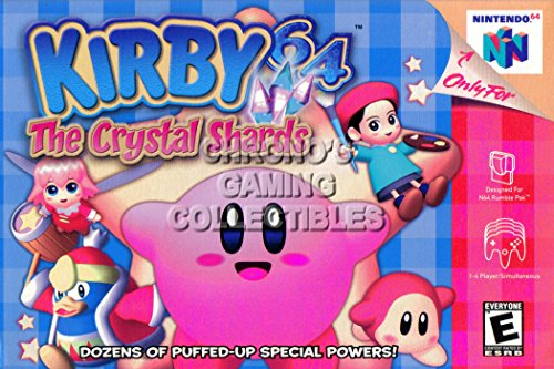kirby and the crystal shards - 3