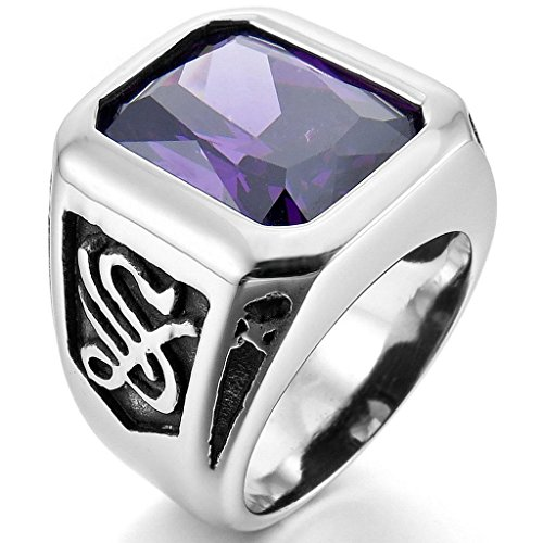 epinkifashion-jewelry-mens-stainless-steel-crystal-rings-silver-purple-charm-elegant-size-9