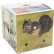 "Crosman Varmint Target Block 8""x8"" High density foam target traps BBs or pellets."