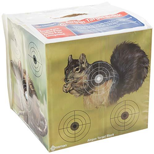 Crosman Varmint Target Block - Paper Animal Targets