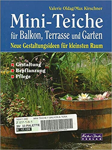 Mini Teiche Für Balkon Terrasse Und Garten Neue Gestaltungsideen