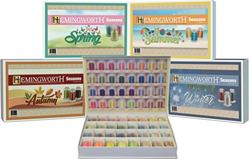 Hemingworth All Seasons Complete Collection by Hemingworth