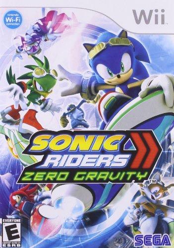 Sonic Riders Zero Gravity - Nintendo Wii (Wii Games Free)