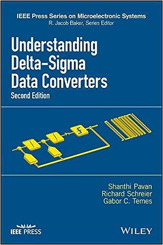 Amazon com: Understanding Delta-Sigma Data Converters (IEEE