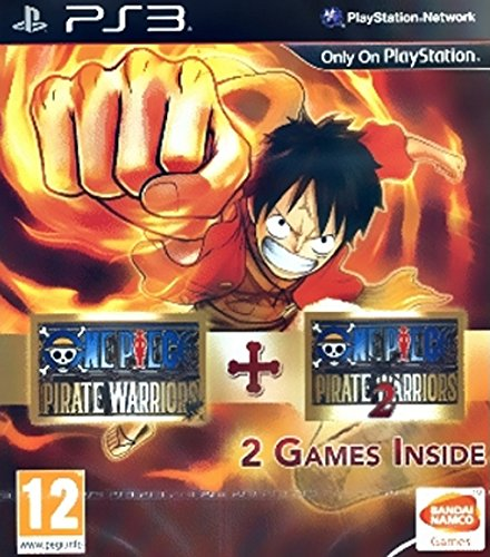One Piece Pirate Warriors 1 + One Piece Pirate Warriors 2 Ps3 by Bandai