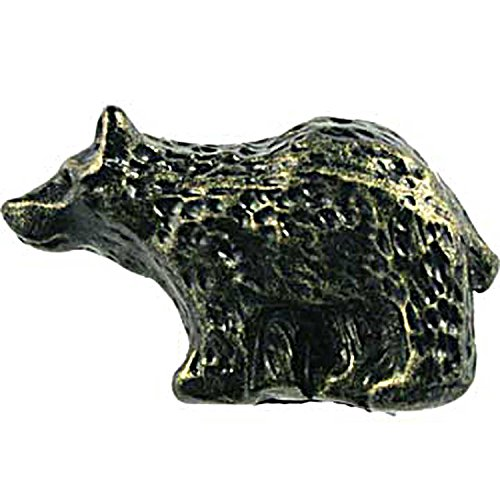 Sierra Lifestyles Bear Knob, Left Facing, Bronzed Black ()