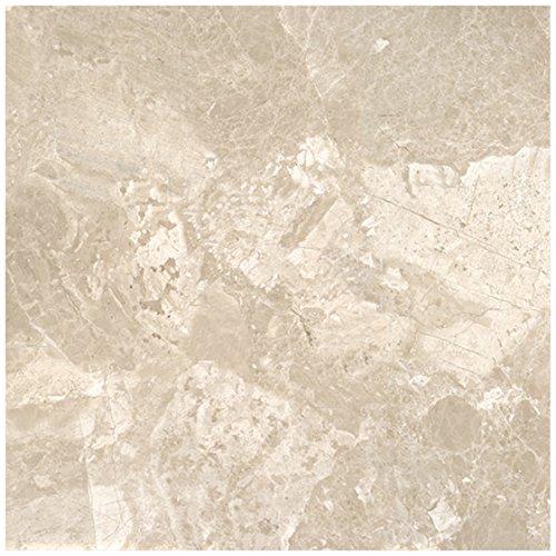 Dal-Tile M10618181L- Marble Tile, Meili Sand Polished -  Dal - Tile