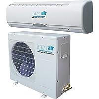 Sunlight Supply Ideal Air Mini-Split Air Conditioner and Heat Pump — 24,000 BTU, 15 Seer