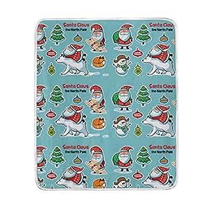 Amazon.com: Lambbd Lewissq Childish Naughty Santa Claus ...