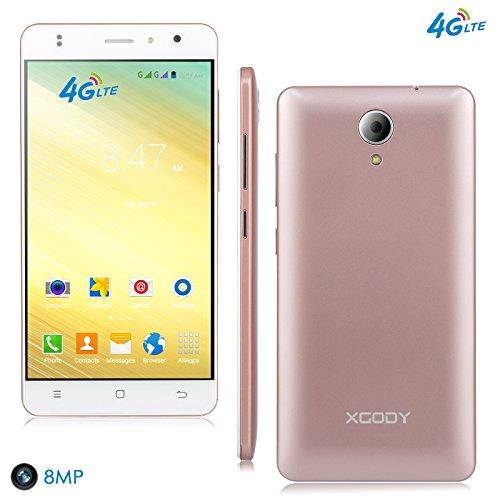 Xgody Unlocked 4G Lte Smartphones X200 Pro Android 6 Phone 5