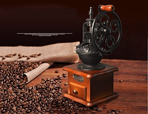 Home Classical Wheel Manual Coffee Grinder A001