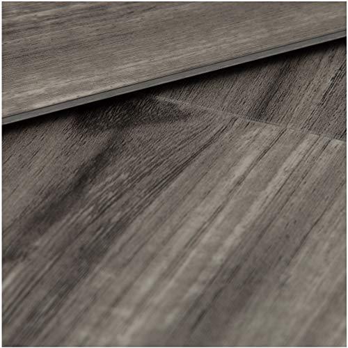 SELKIRK Vinyl Plank Flooring-Waterproof Click Lock Wood Grain-5.5mm SPC Rigid